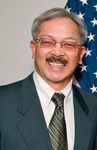 Mayor Edwin M. Lee