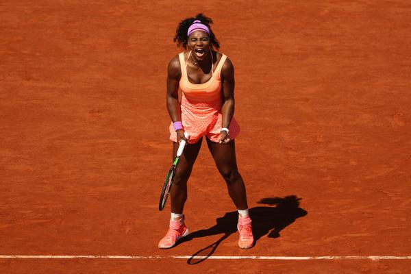 Serena Williams Wins French Open 2015