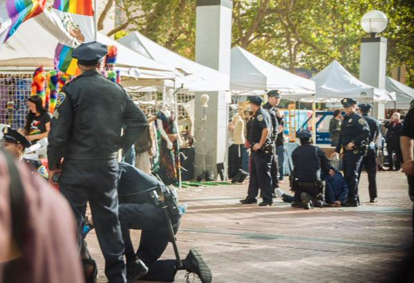 San Francisco Gay Pride shooting