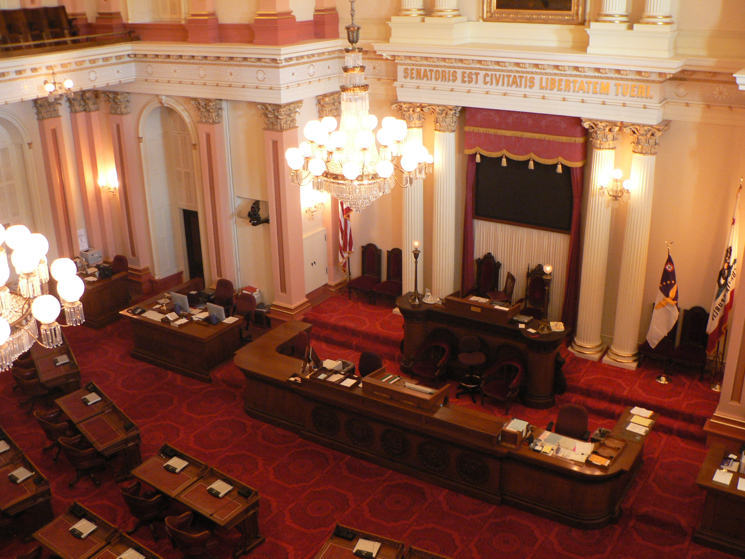 canyon news, california state assembly, sb277