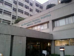 San Francisco General Hospital, Medical Center.