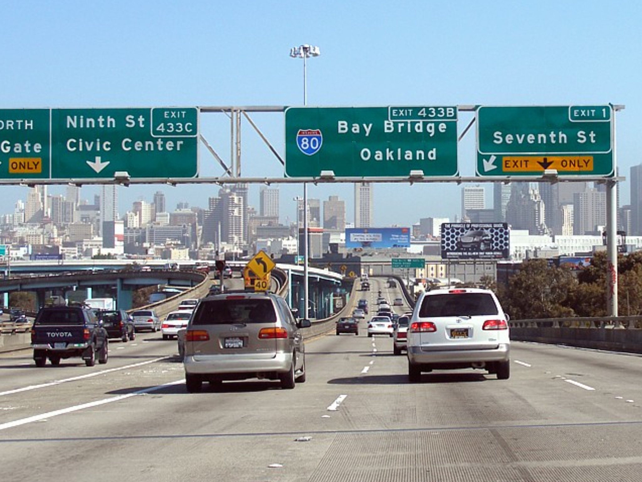 Highway I-80 Archives - San Francisco News