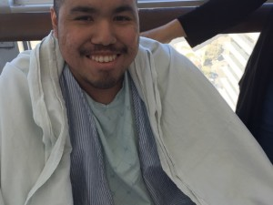 The 20-year-old Fernandez lost his battle with bran cancer before he could attend a 49ers game in the fall.  Photo courtesy of youcaring.com