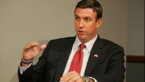 California Congressman Duncan D. Hunter (R) wrote the bill that will cut sanctuary cities like San Francisco and San Diego from receiving some federal funding.