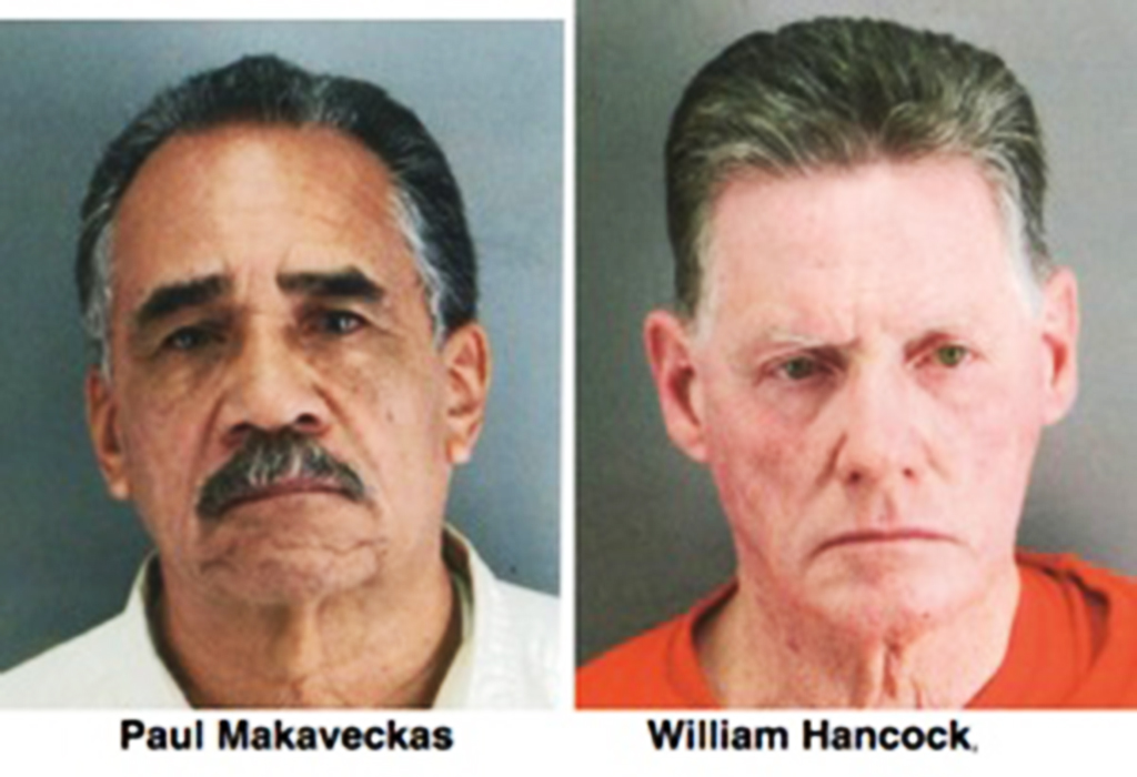 Former officer, Paul Makaveckas, and accomplice, William Handcock, were found guilty for collecting $25,000 in bribes. The San Francisco News