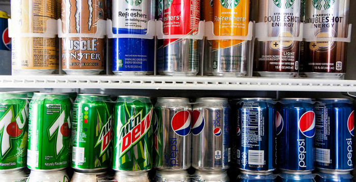 San Francisco is being sued for new ordinances that will require labeling sugary beverages.Photo by: Sam Hodgson The San Francisco News