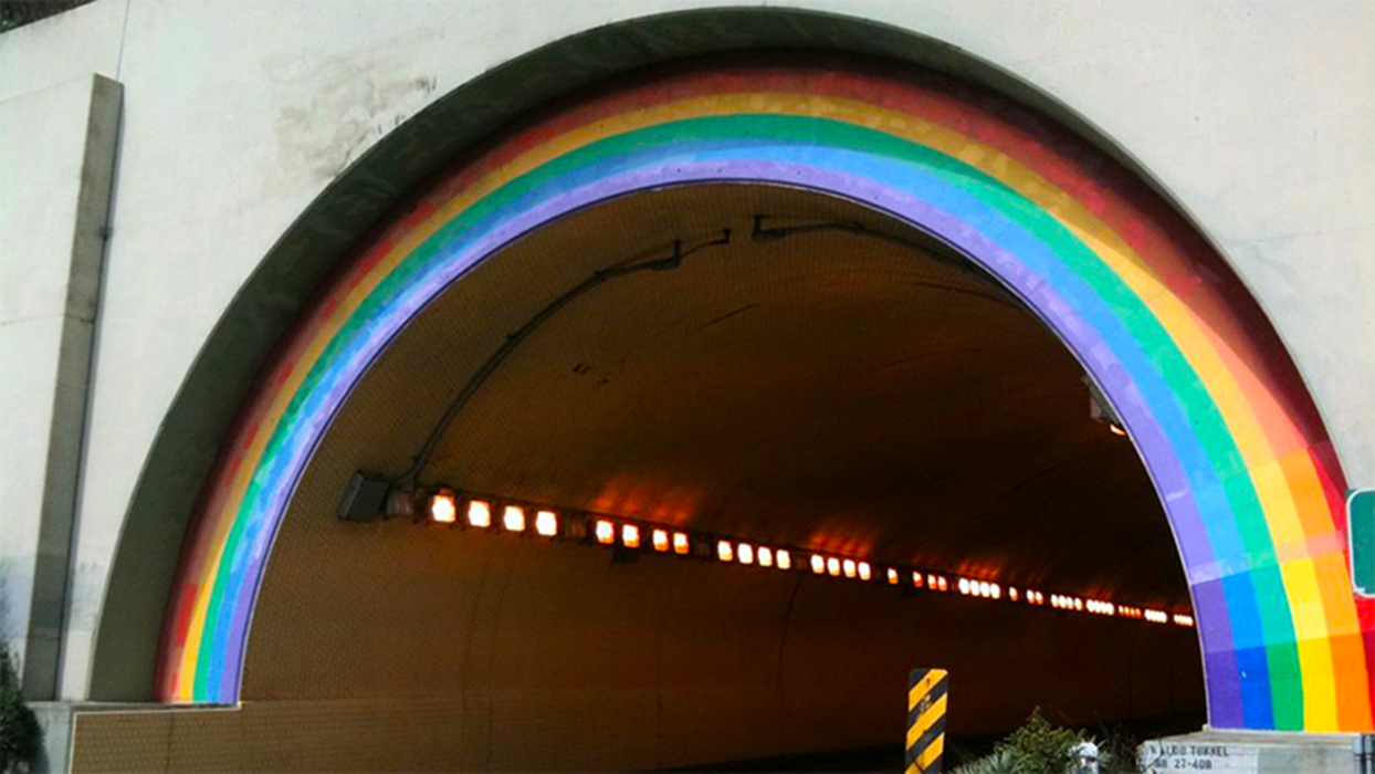 Waldo Tunnel to be renamed Robin Williams Tunnel. The San Francisco News