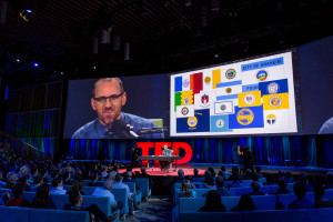 Roman Mars gave a TED Talk back on March to discuss the need for a flag design revolution for cities he deemed using an unsightly flag.