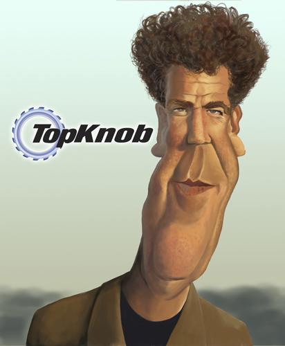 ex Top Gear presenter, Jeremy Clarkson