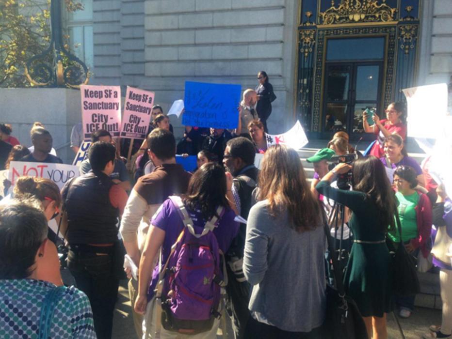 San Francisco Supervisors Uphold Sanctuary City Policy ...