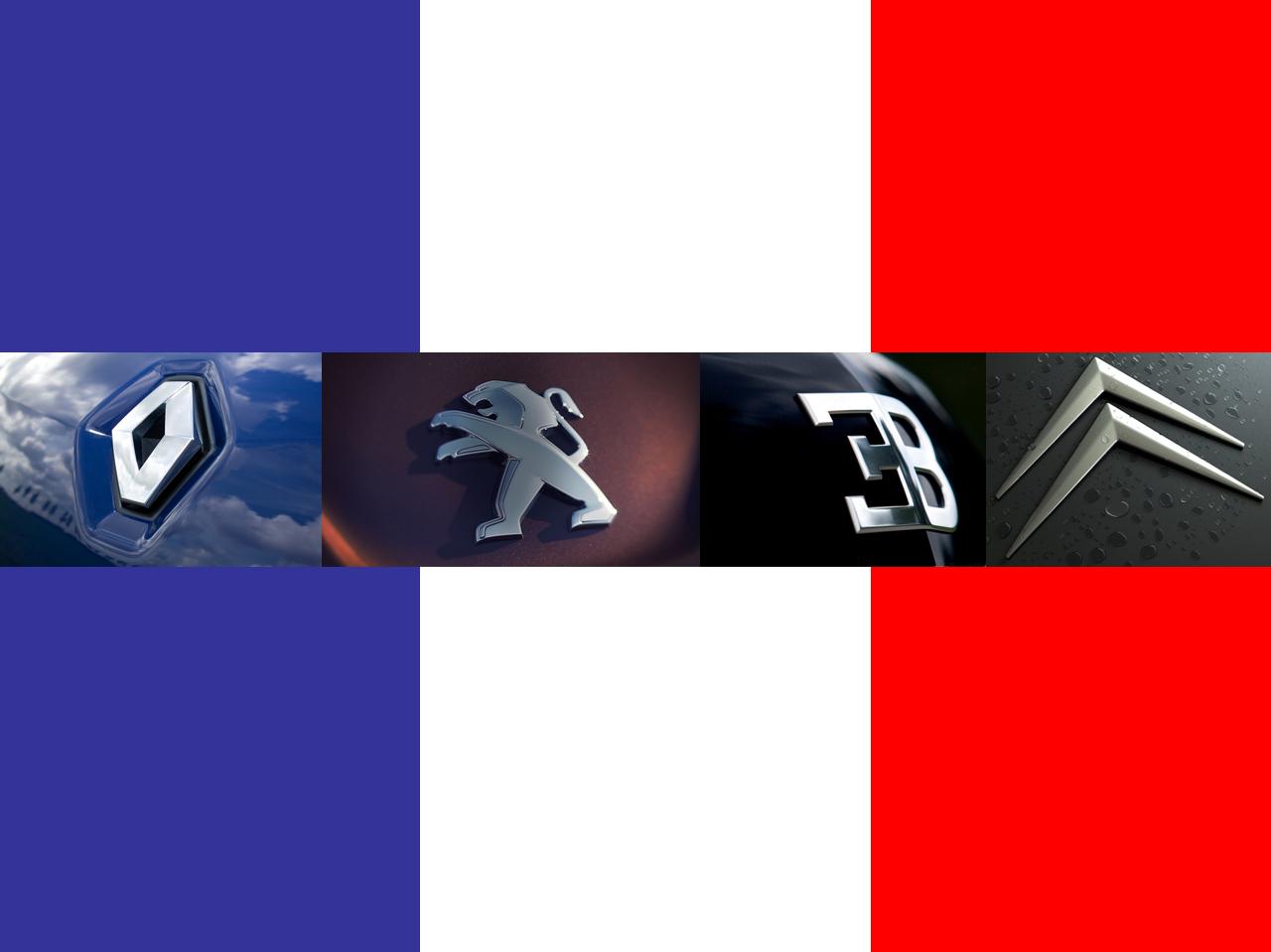 French car emblems