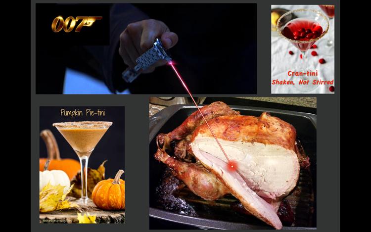 007's Thanksgiving
