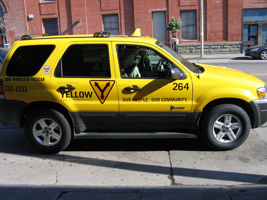 Yellow Cab Co-Op Expected To File For Bankruptcy - San