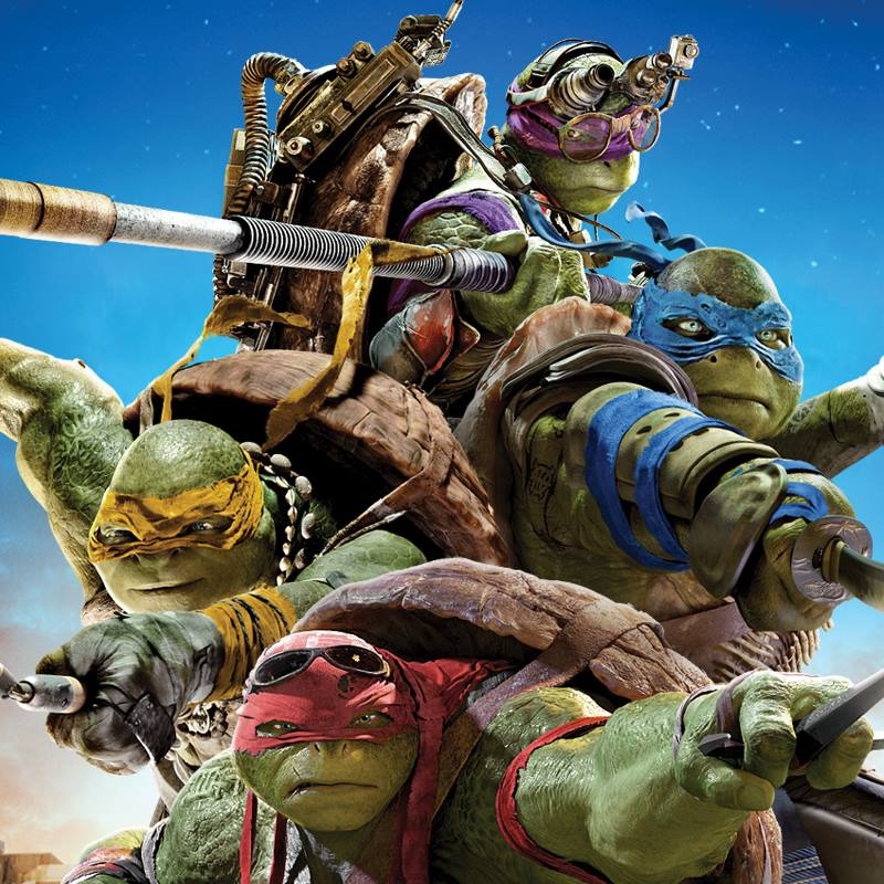 Teenage Mutant Ninja Turtles Out Of The Shadows High Octane Fun
