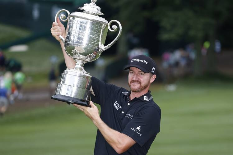 Jimmy Walker savours the 'surreal' feeling of being a major victor