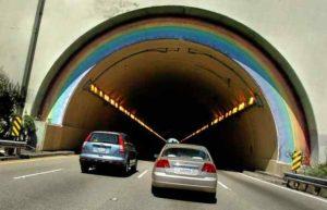 Waldo Tunnel.