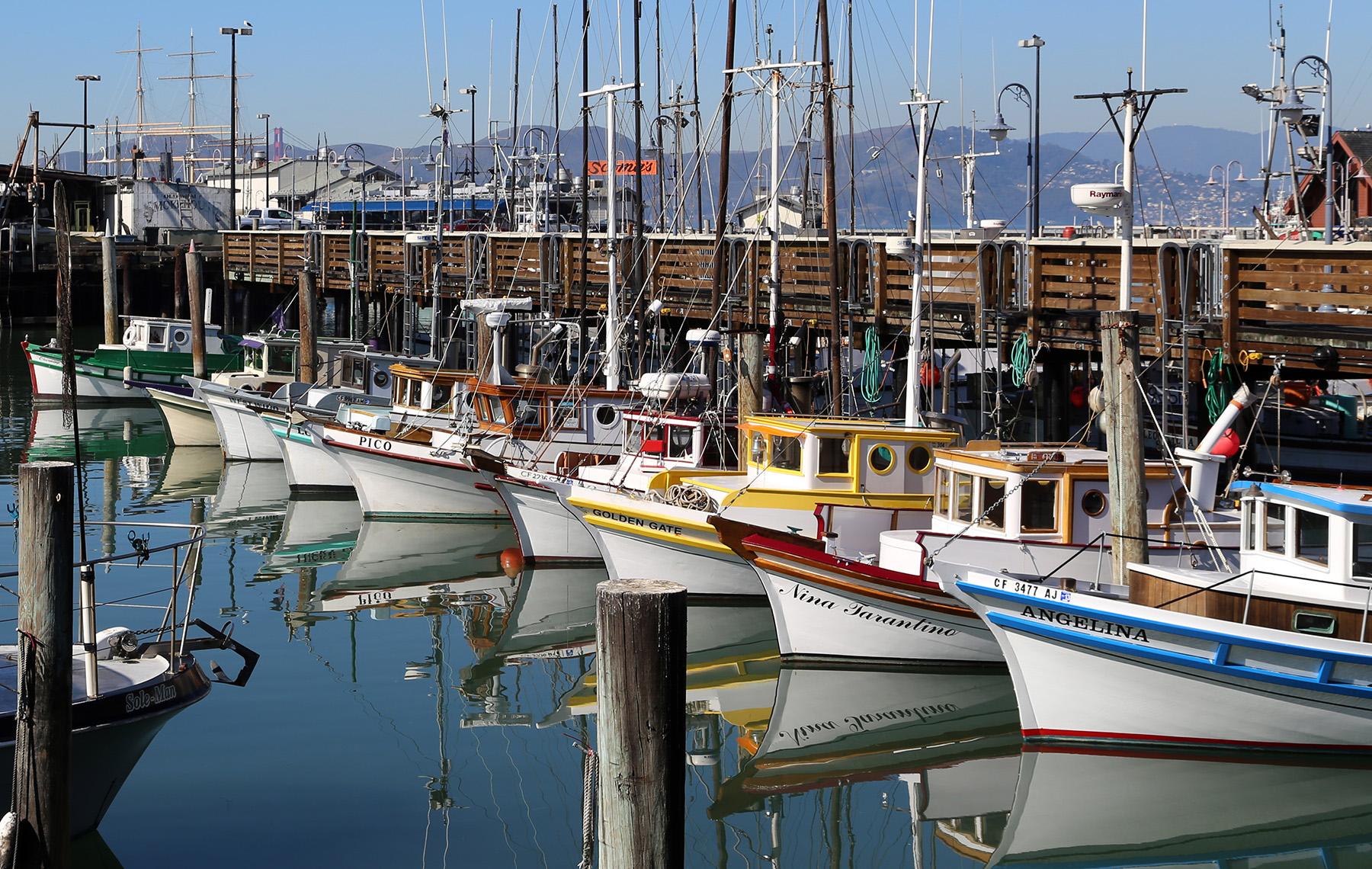Fishermen enslaved on boat escape in sf san francisco news for San francisco fishing