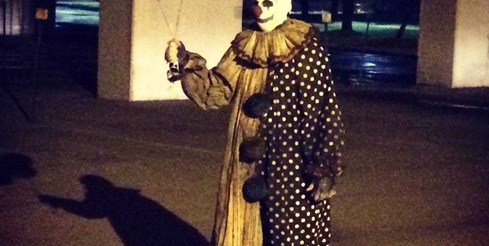 2016 clown sightings