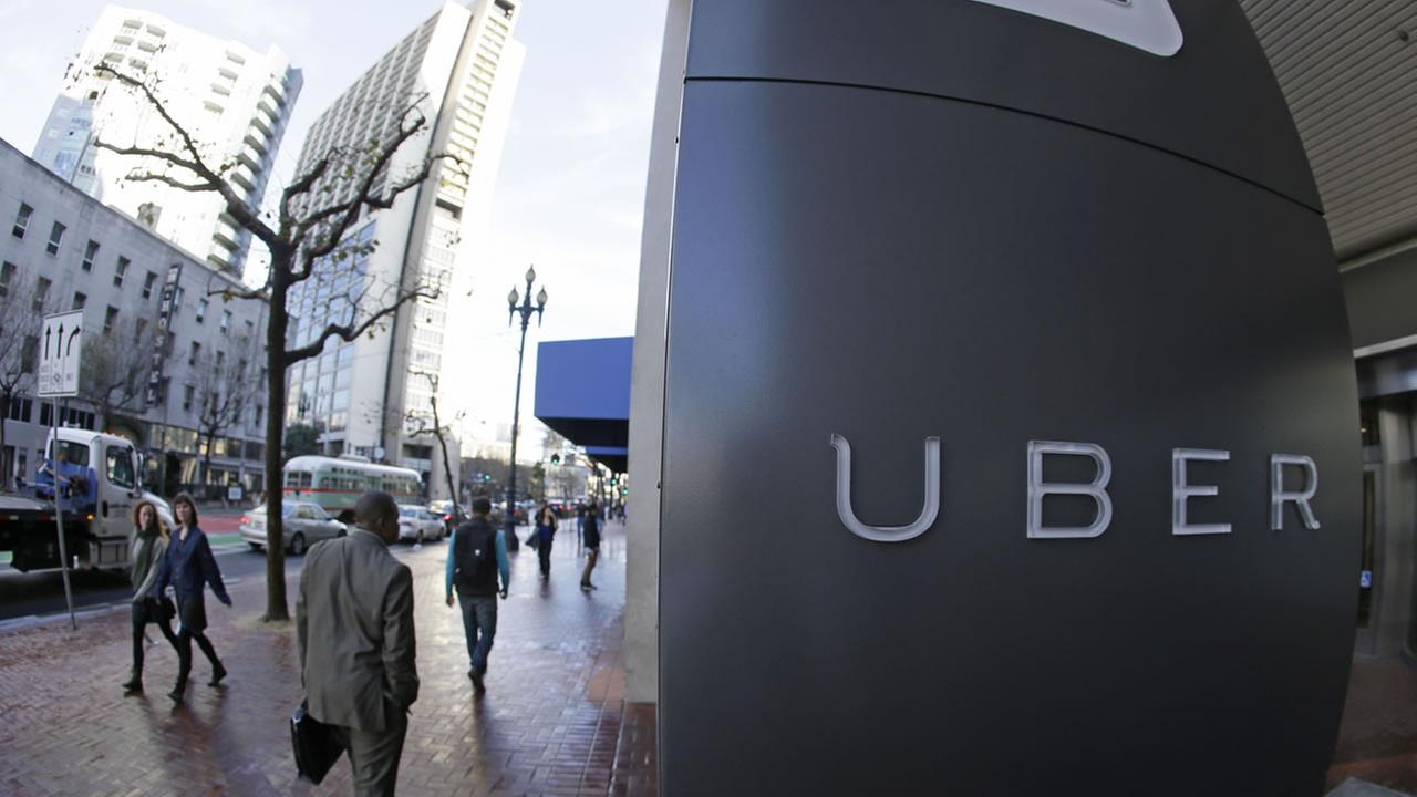 Uber Sued By Flywheel Taxi - San Francisco News
