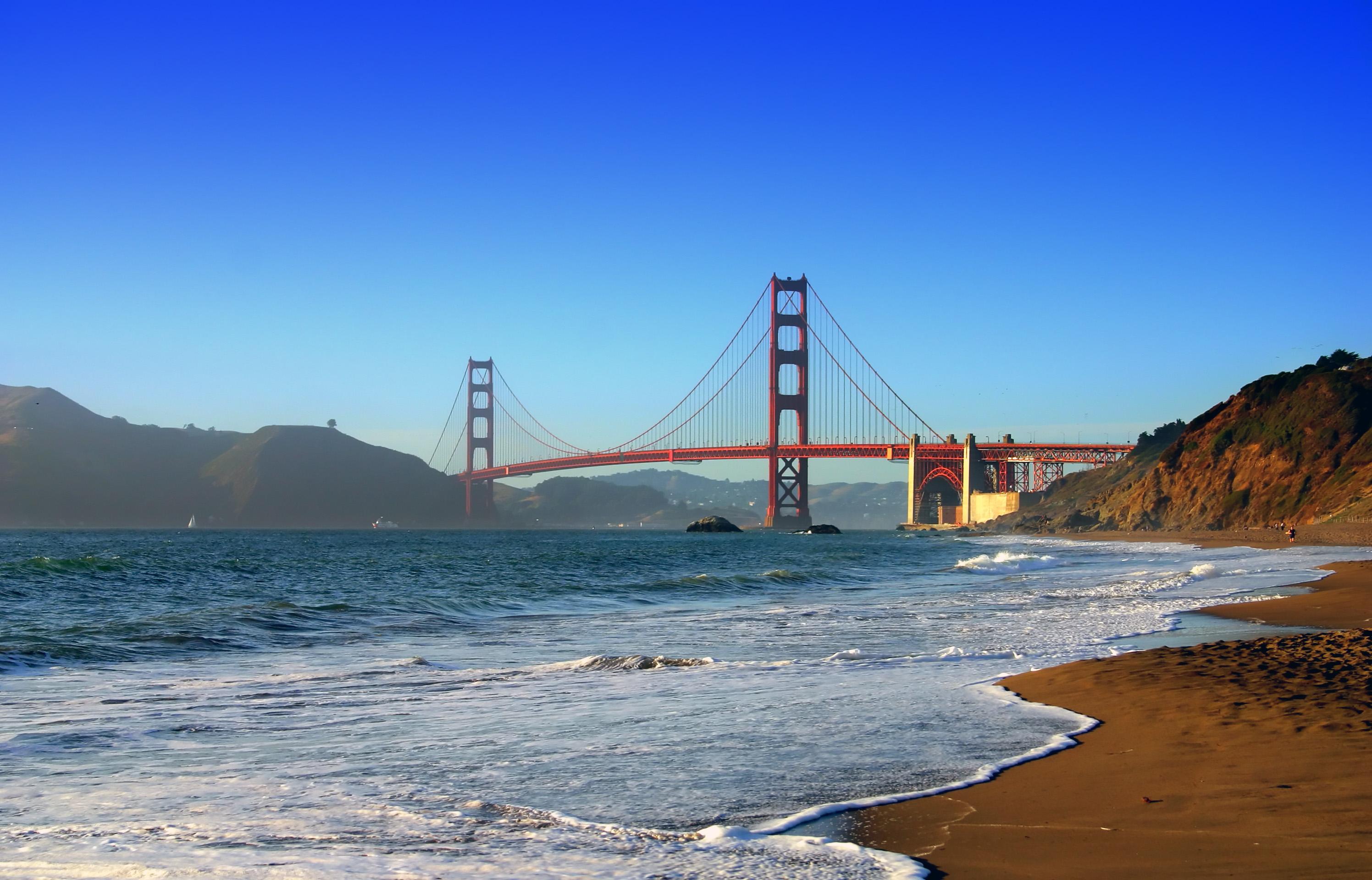 2018.04: Baker Beach, San Francisco, California, USA