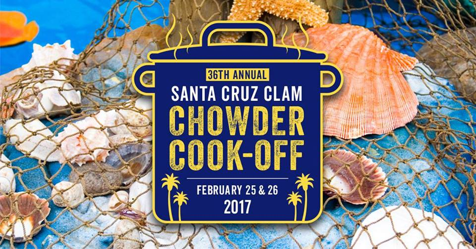 Clam Chowder Cook-Off