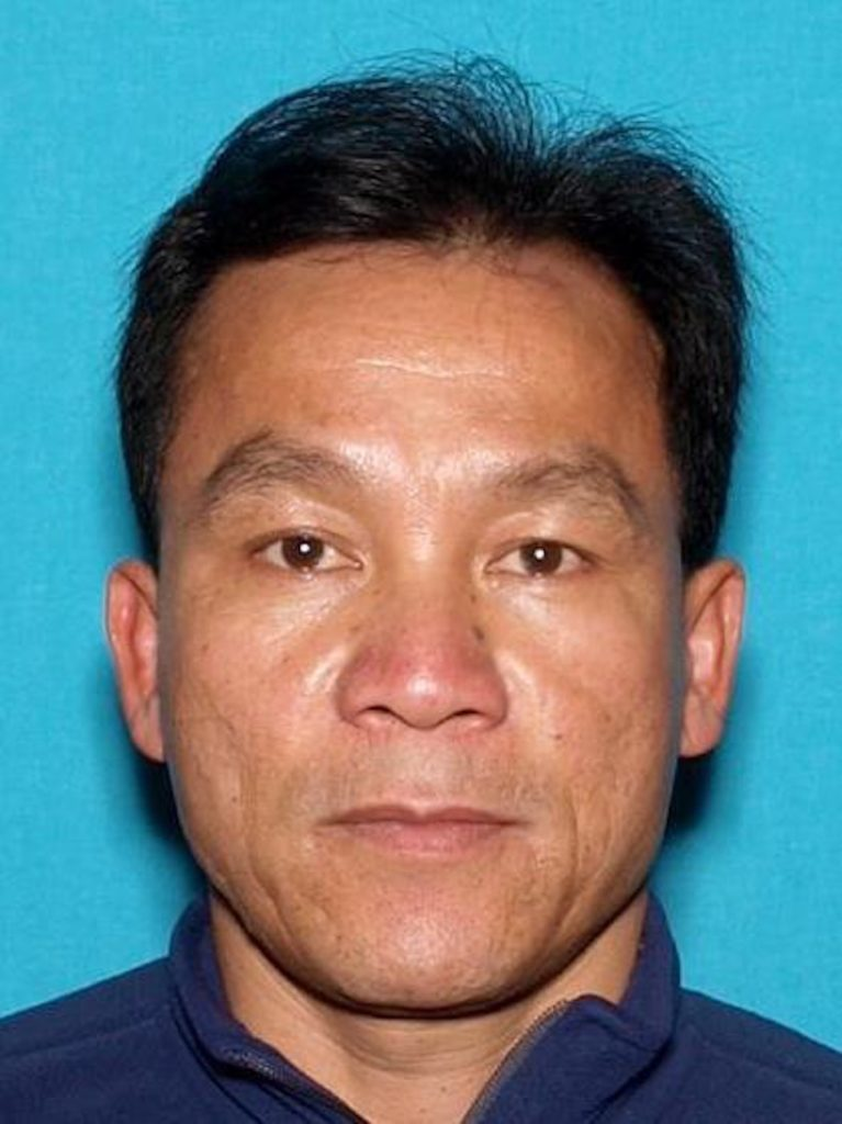 Authorities are actively searching for Bob Tang who is believed to be involved in Chhay's disappearance.  Photo courtesy of the SFPD.