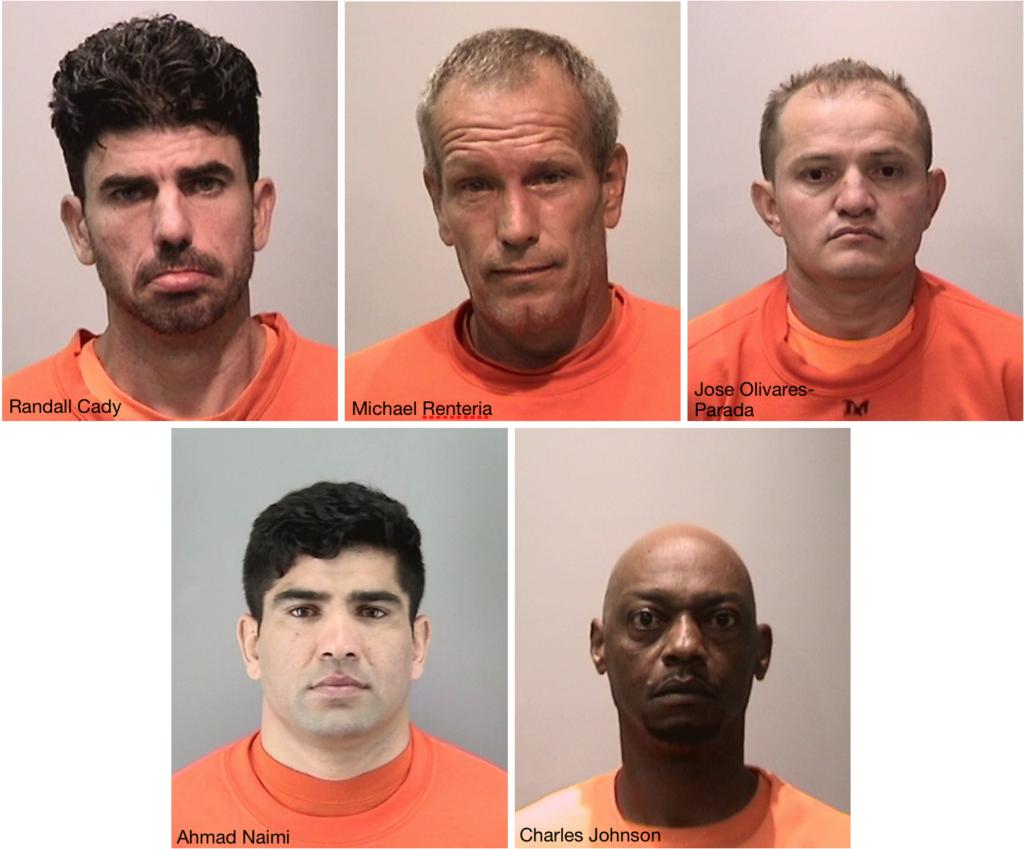 San Francisco Sheriffs Deputy Arrested In FBI Raid - San