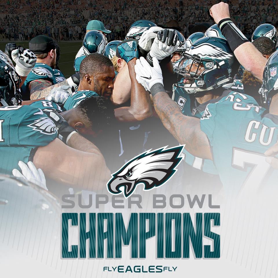 Philadelphia Eagles Triumphant In Super Bowl LII! - San Francisco News d5abc5433