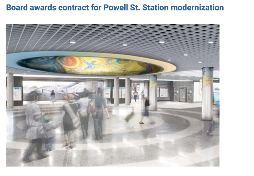 BART has additional modernization plans if they receive an extra $3.7 million in funding.