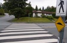 Pedestrian tragedy