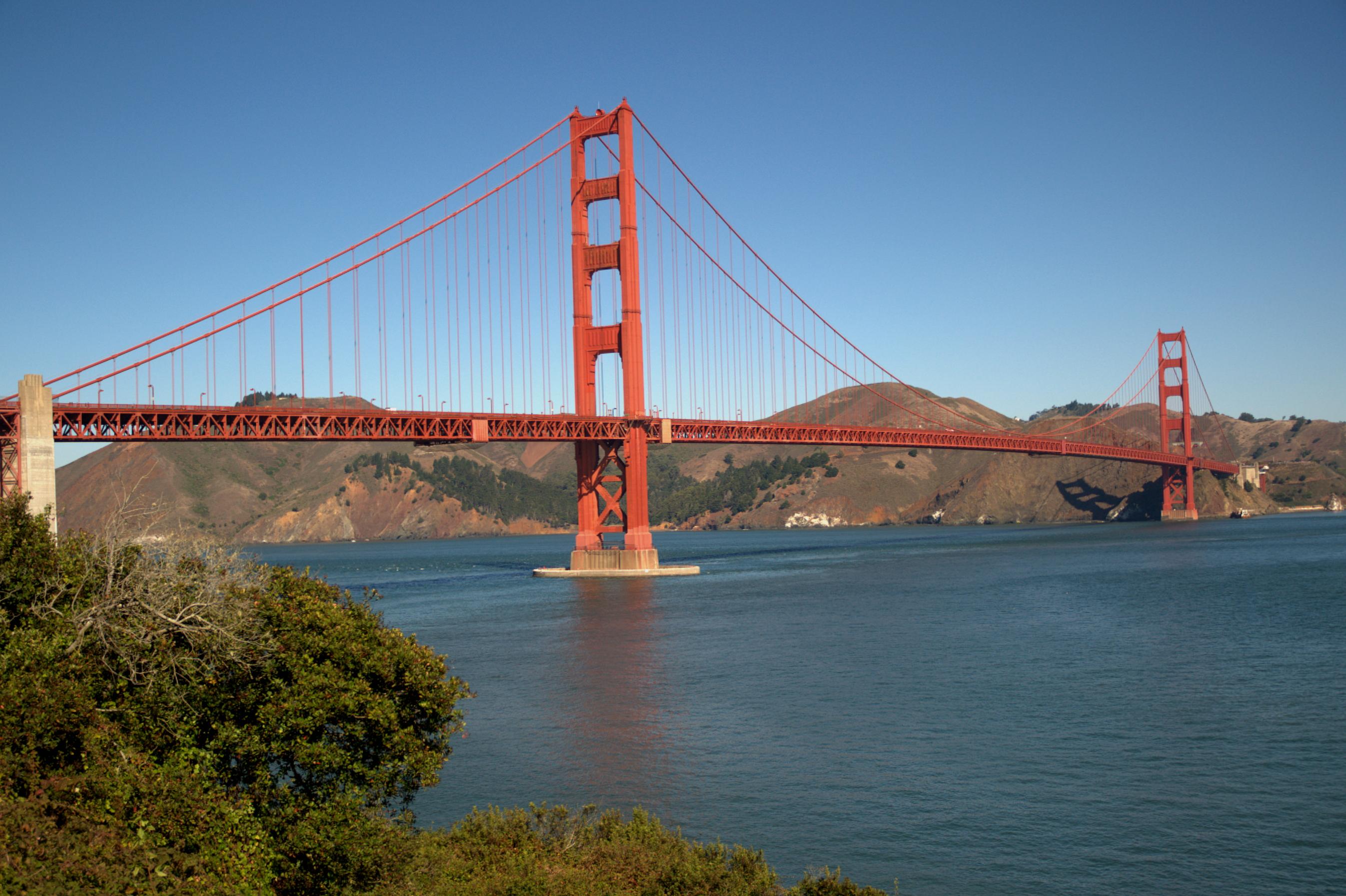 Golden Gate Bridge toll, Golden gate Bridge, San Francisco,