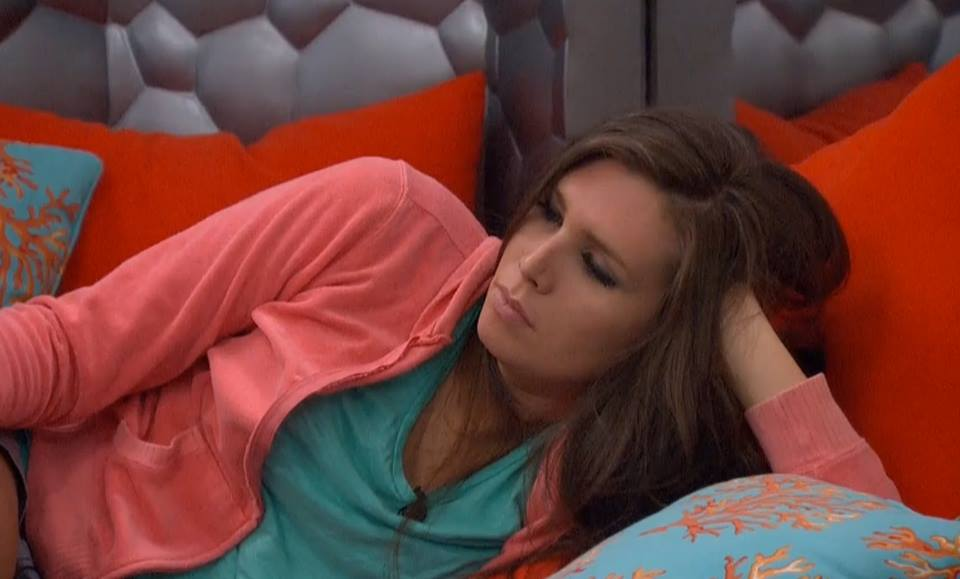 "Audrey Middleton got evicted from the ""Big Brother 17"" compound in week 4."