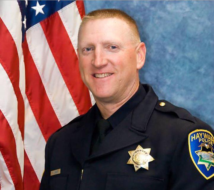 Sergeant Scott Lunger