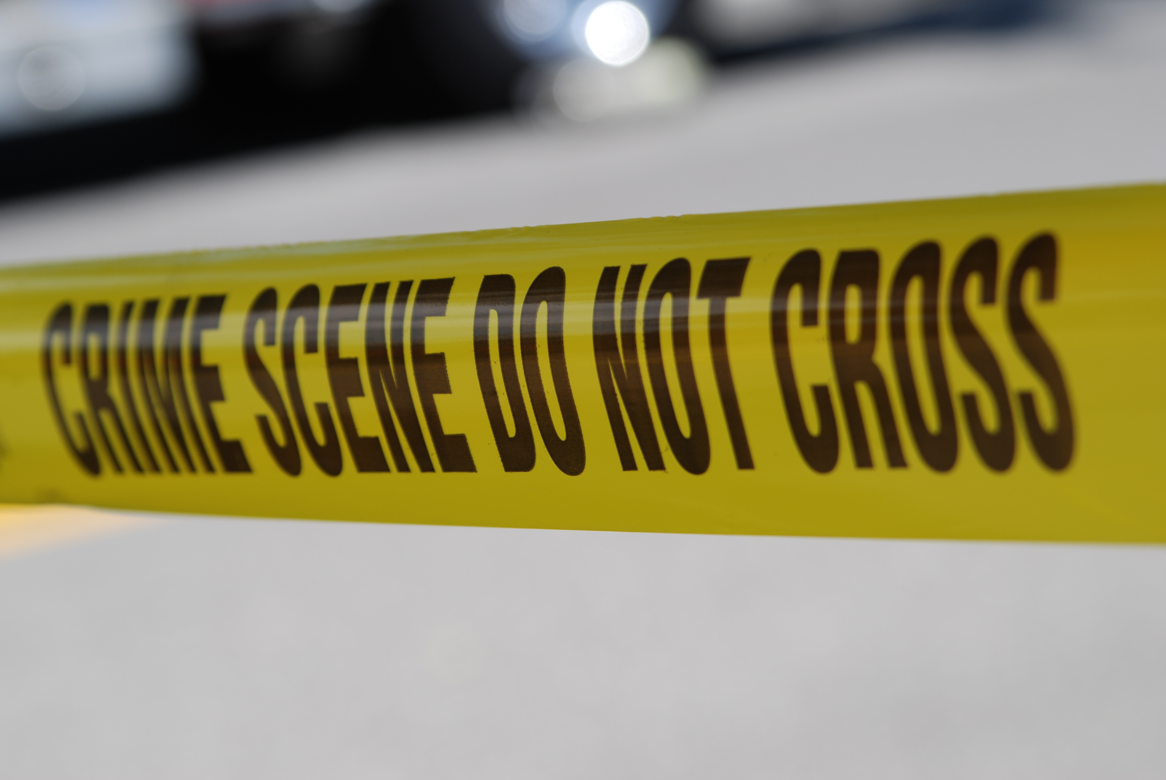 A white 77-year-old woman was robbed by two men posing as utility workers at 2 p.m. on Tuesday, July 21.