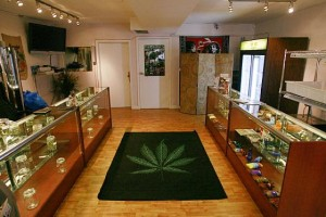 Dispensaries around the city received notice from Public Health warning them to sell only in their permitted location.