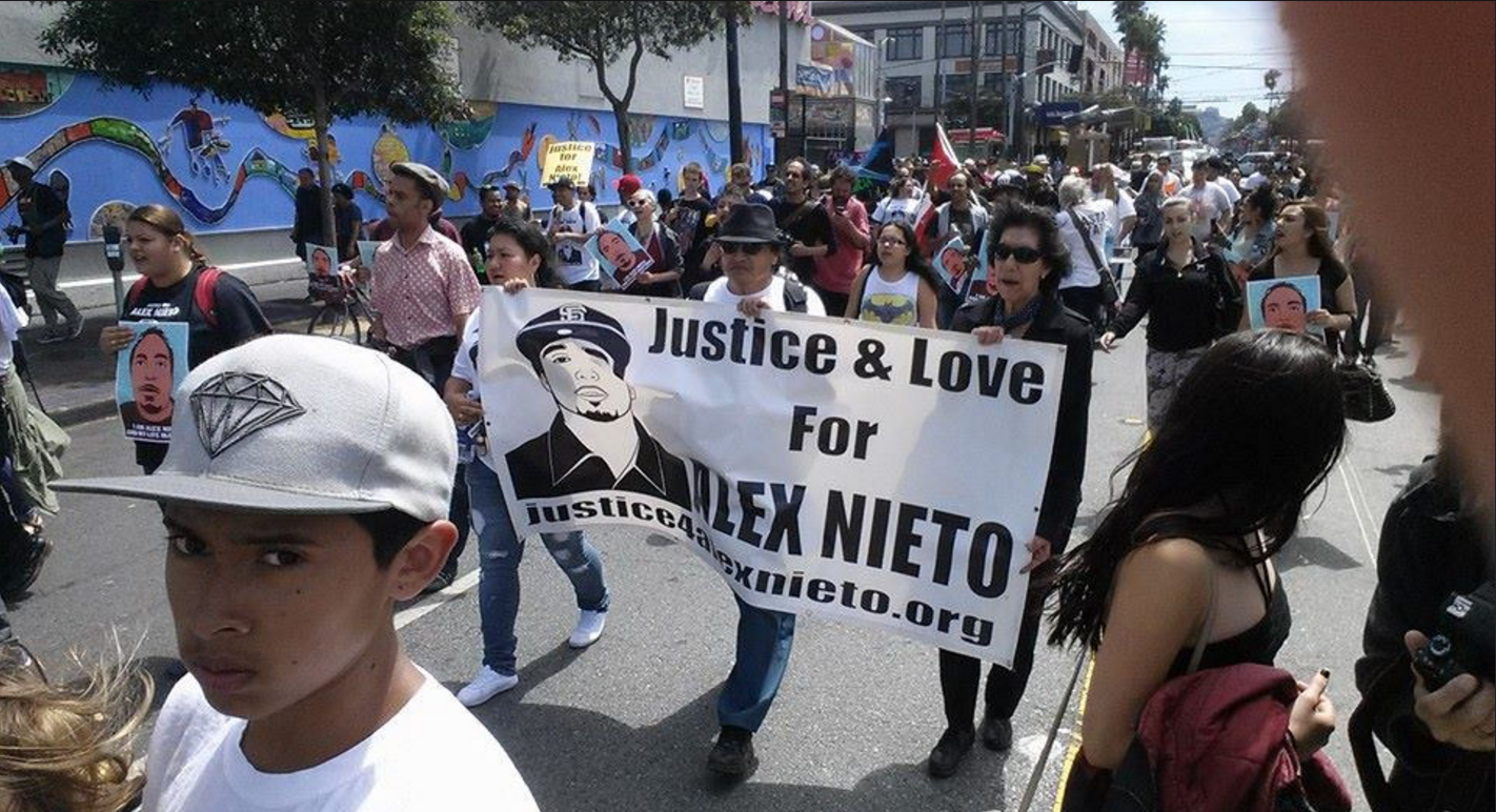 "A federal jury has ruled the four San Francisco police officers who shot and killed 28-year-old Alejandro ""Alex"" Nieto in Bernal Heights Park were not using unconstitutional excessive force. The verdict was deliberated by an eight-member jury and delivered on Thursday, March 10."