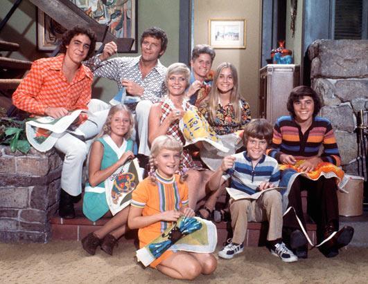 """Cast of """"The Brady Bunch"""""""
