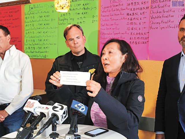 Community Gathers To Raise Funds For Elderly Rape Victim ...